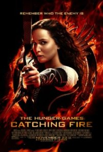 Catching Fire Poster (IMDB)