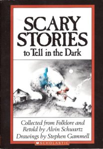 Scary Stories Cover (GoodReads.com)